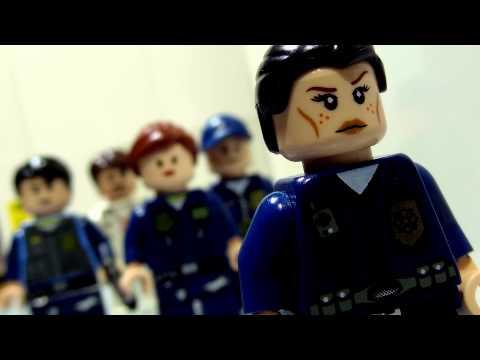 THE WALKING DEAD Mid-Season Finale – LEGO STYLE!