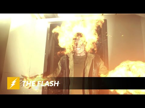 First Look at Firestorm on CW's Flash Tonight!