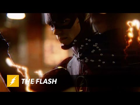 CLIP OF FLASH AND ARROW FIGHTING TOGETHER FOR TONIGHT'S BIG CROSSOVER