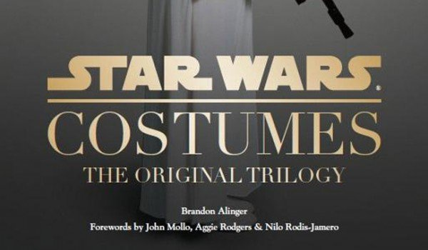 Trailer for the Book 'Star Wars Costumes: The Original Trilogy'