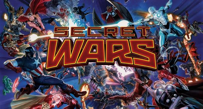 Marvel's Secret Wars Event Is a Good Thing