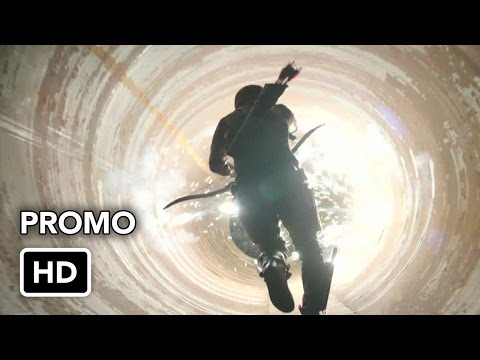 Promo for the Mid-Season Premiere of The Arrow: Left Behind
