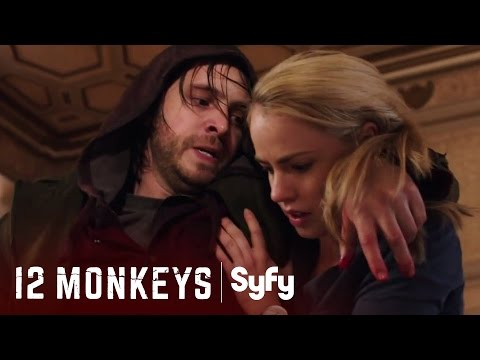 Watch New Scene Released by Syfy for 12 MONKEYS Premiering Friday