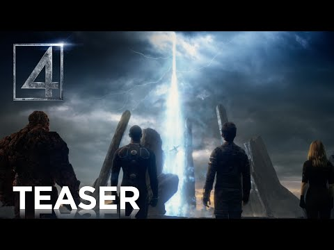 FANTASTIC FOUR TRAILER IS UP! THE FANTASTIC FOUR TRAILER IS UP!