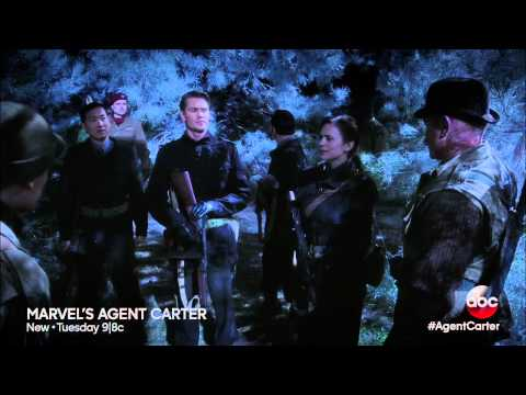 Dum Dum Dugan and the Howling Commandos Give Agent Carter Their Respect in this Clip
