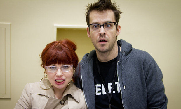 Matt Fraction and Kelly Sue DeConnick Bringing Sex Criminals to Television!