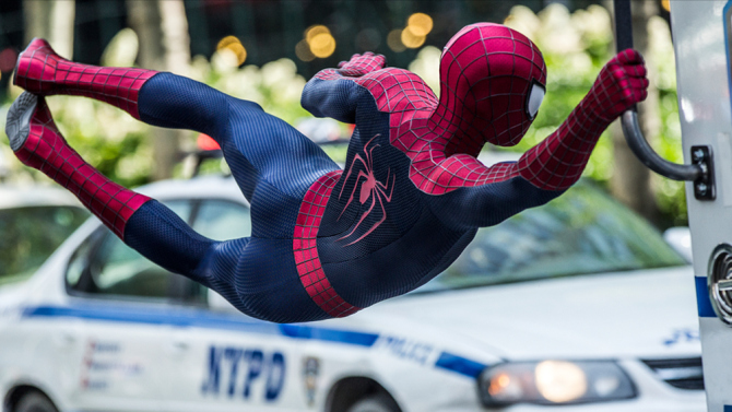 Spider-Man Role Down to Five Actors!