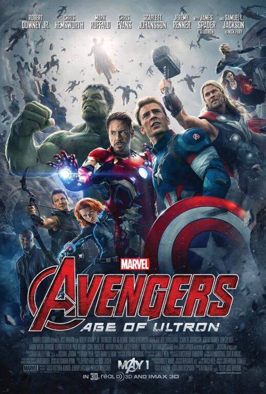 New Avengers: Age of Ultron Poster Released!