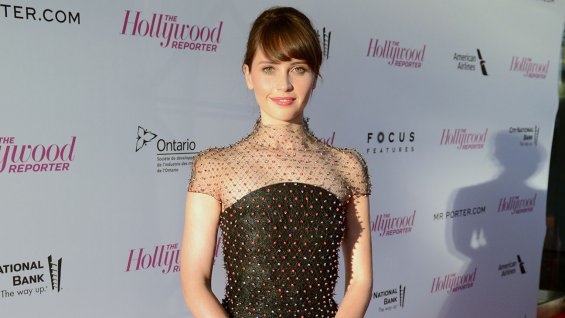 Felicity Jones To Star In Star Wars Stand-Alone Spin Off!