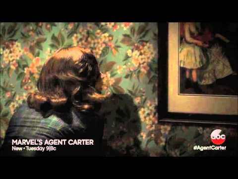 SSR Hunts Peggy Down in this Clip from Agent Carter