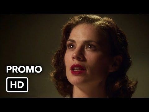 Promo For Agent Carter Sees Peggy in Handcuffs!