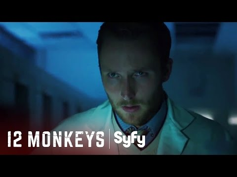 12 Monkey's Trailer – Are Cole and Cassandra Going to The Night Room?
