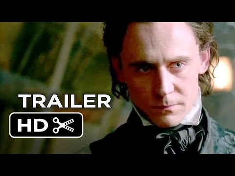 New CRIMSON PEAK Trailer Will Scare You Way Down Deep and TOM HIDDLESTON!