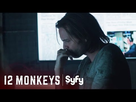Sneak Peak at Friday's 12 Monkeys Episode: The Red Forest. Hey? WHEN the heck is Cole?