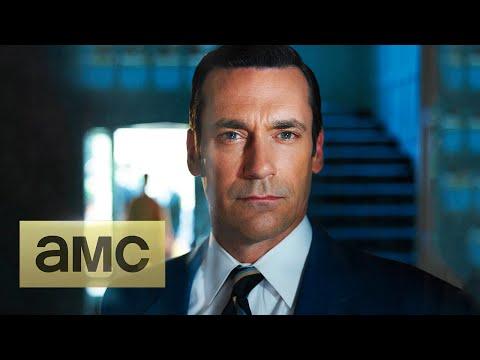 Mad Men Teaser Trailer for Final Season!