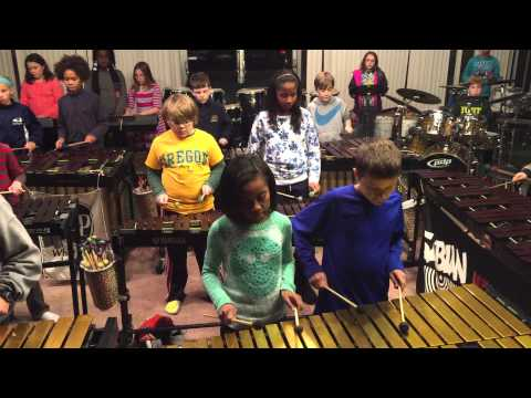 Kid Percussionists Cover Led Zeppelin!