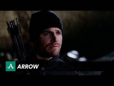 Oliver Brings the Fight to Ra's Al Ghul in this Promo for Wednesday Night's Arrow.