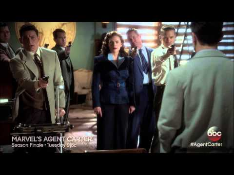 Howard Stark Returns in this Clip for Agent Carter
