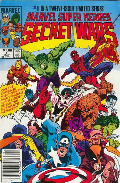 Marvel's Secret Wars is now an Audio Drama!