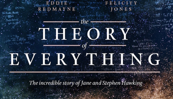 Oscar Nominee Movie Review – THE THEORY OF EVERYTHING