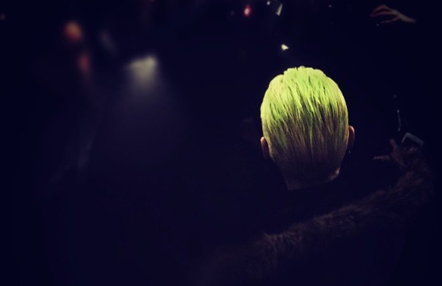 Is This The First Pic of Suicide Squad's Joker?