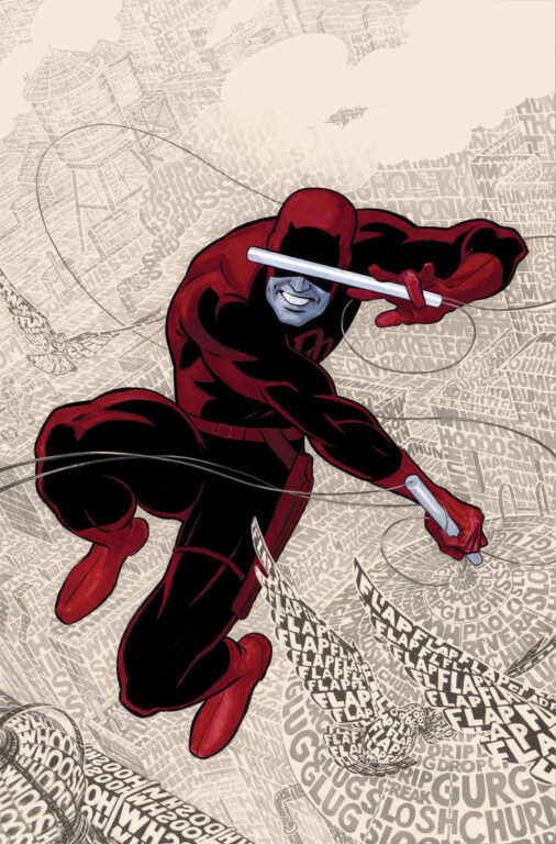TOP EIGHT REASONS TO WATCH NETFLIX'S DAREDEVIL