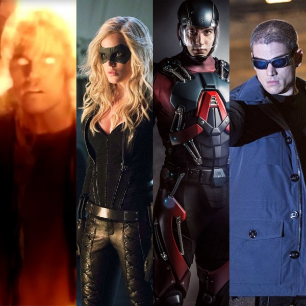 Potential Casting Call for The CW's Justice League?