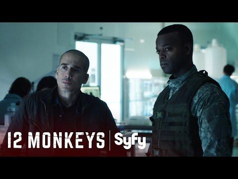 Sneak Peek at Next Ep of 12 Monkeys: 'Yesterday'