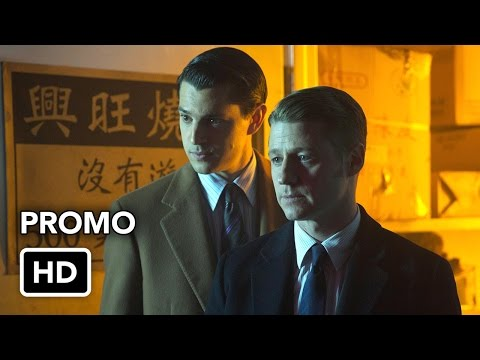 Jim Gordon Makes a Deal with The Penguin in this Promo and Featurette