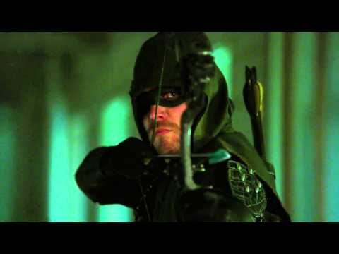 CW Gives Us an Arrow Trailer for the Rest of Season Three