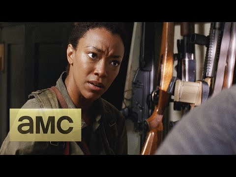 Sneak Peak at the Next Episode of The Walking Dead: 'Forget' – Sasha Is Thinking 'Are You For Real?'