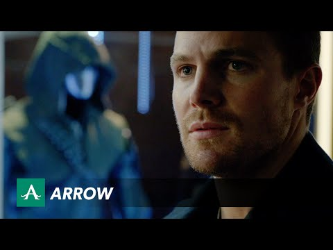 BTS Video Asks if Oliver Will Take Ra's Al Ghul's Offer on CW's Arrow