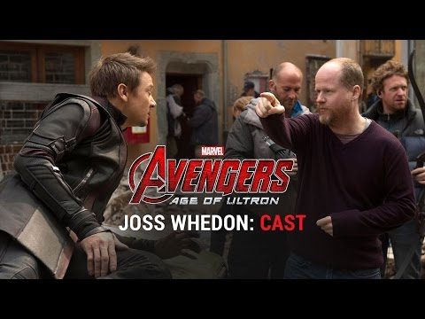 JOSS WHEDON SAYS THERE ARE MORE MARVEL CHARACTERS IN ULTRON THAN WE'VE SEEN