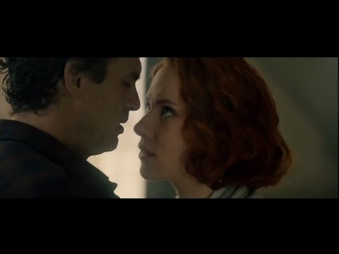 New Avengers: Age of Ultron Teaser Shows a Possible Romance between Hulk and Black Widow