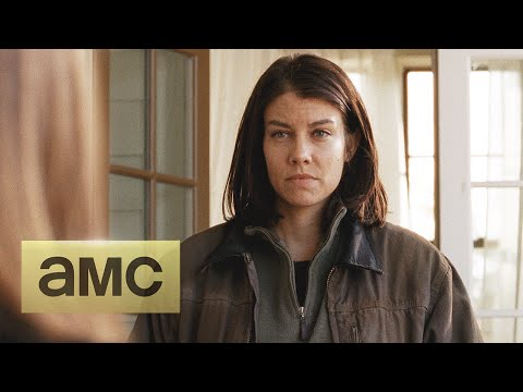 Sneak Peek: Episode 516: The Walking Dead: Conquer – Maggie Wants Deanna to Know It's Normal for Rick to Put a Gun in Your Face