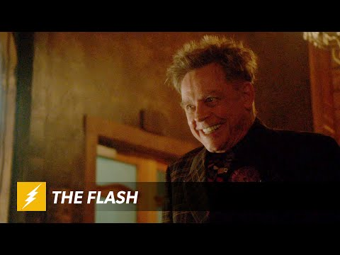 Mark Hamill's Trickster Will Terrify You on The Flash.