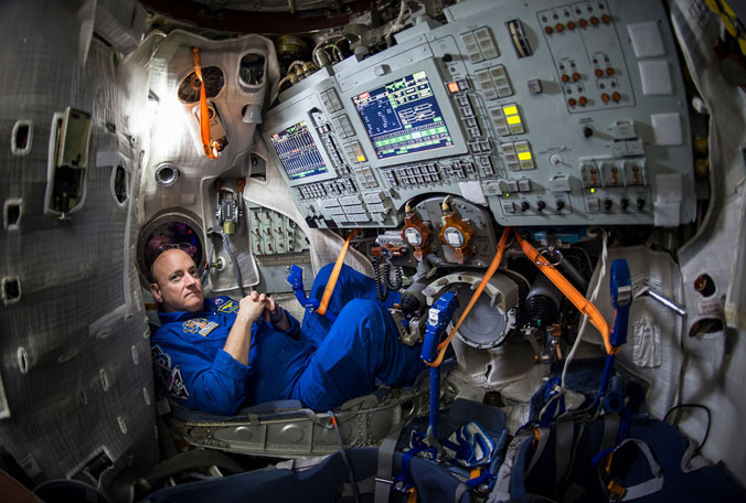 Astronauts Will Be Leaving Earth For A Year