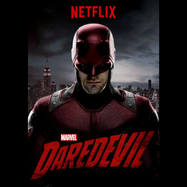 Daredevil's Iconic Red Suit is Battle-Ready!