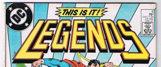 DC has a New Show, Legends of Tomorrow, Coming to CW Next Season!