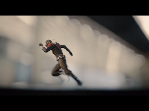 Scott Lang is Gonna Break In to a Place and Steal Some Stuff in this New Ant-Man Trailer!