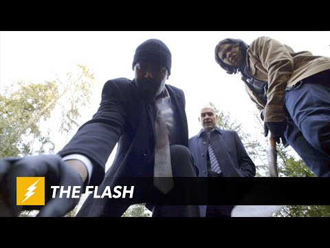 Team Flash Is Figuring Out Harrison Wells in this Trailer.