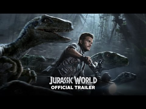 JURASSIC WORLD – OFFICIAL GLOBAL TRAILER RELEASED AND IT'S TERRIFYING!