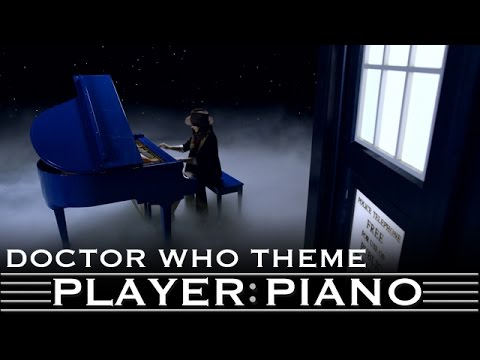 Pianist Plays A Stunning Version Of The Doctor Who Theme