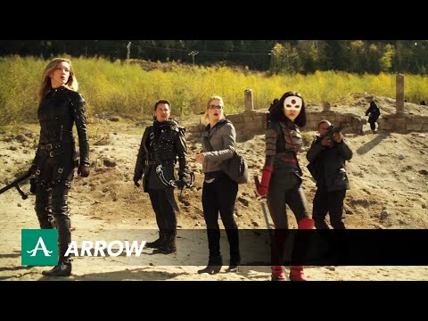 Katana Makes Her Debut in this Trailer for Next Week's Arrow