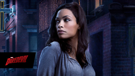 Rosario Dawson Returning as Night Nurse to Daredevil Season 2 and Everything Else.