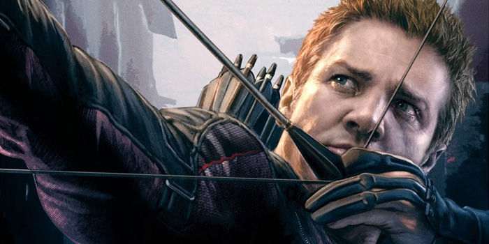 Jeremy Renner Reports for Duty to Officially Start Filming as Hawkeye on Set of Captain America: Civil War