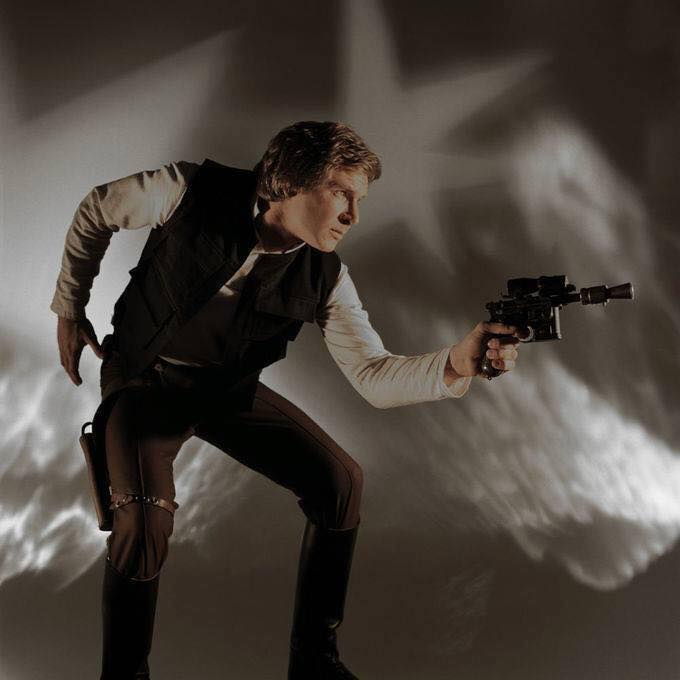 Rare Promotional Stills from Return of the Jedi Are Awesome!