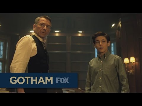 Riddler is Crazed and Penguin is Bloodthirsty in this Promo for Fox's Gotham Season Finale.