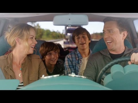 Here Come the Griswolds in This New Vacation Red Band Trailer (That Means It's Naughty)