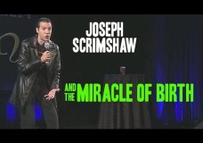 Happy Mother's Day! Our Gift to you? Listening to Joseph Scrimshaw Give You His Mom's Sci-Fi Explanation of Human Birth!